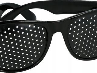 Очки для тренировки глаз ( перфорационные очки-тренажеры )