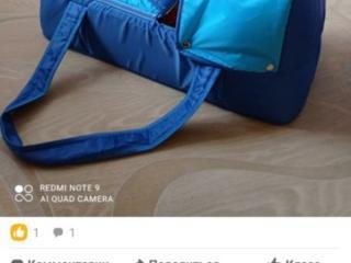 Продам сумку-переноску, для малыша, в новом состоянии