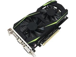 NVIDIA GeForce GTX 1050 Ti 4 ГБ DDR5 128бит