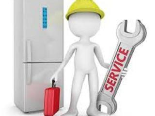 Oferim servicii de reparatie a frigiderelor, lazilor. Efectuam lucrari