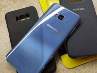 Samsung Galaxy s8 Plus / оригинальная беспроводная зарядка