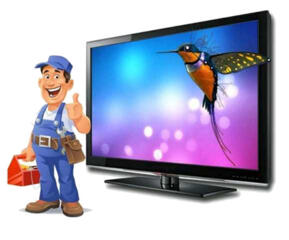 Ремонт LCD, LED-телевизоров. Выезд