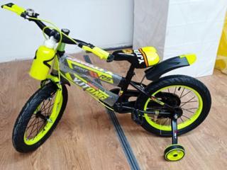 Детские велосипеды для детей от 3 до 6 лет 999 лей.
