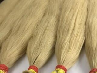 Волосы натуральные 60 см - 180 дол