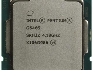 Intel Pentium G6405 / S1200 UHD Graphics 610 58W
