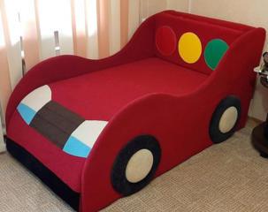 Очень красивый комфортный диван-кровать