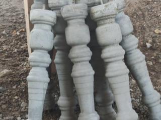 2000р. За 22 Балясины из бетона