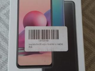 Редми нот 10S 6/128 новый упакованный цвет Onyx Gray
