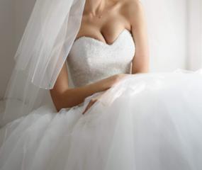Свадебное платье - «Принцесса»