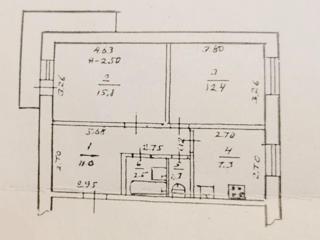 Продам 2-комнатную квартиру на улице Бочарова/Добровольского