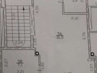 Акция августа! Квартира 43,6 м2 с просторным салоном и большой ванной