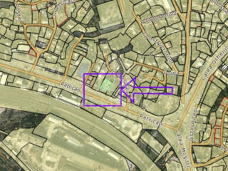 Se vinde teren cu construcție nefinisată pe str. Petricani, Vis a ...