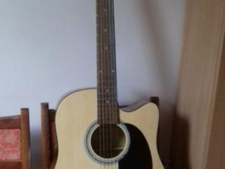 Гитара большая новая концертная
