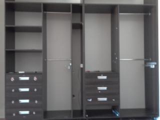 Сборка, разборка шкафов-купе и стенок.