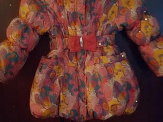 Продам детский зимний костюм в отличном состоянии