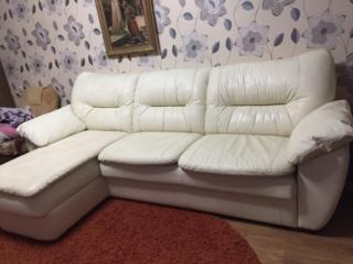Кожаный диван Бавария- от Mobel&zeit. ФАБРИЧНЫЙ, ПОЛЬСКИЙ