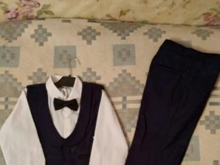 Костюм-тройка и куртки
