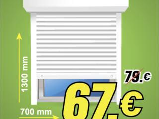 Rolete pentru ferestre și garaj cu livrare! Rolete costă doar 67€!