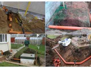 Efectuam lucrari de montare a sistemelor de canalizare si apeduct