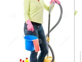 Уборщица в автосалон, п. Котовского