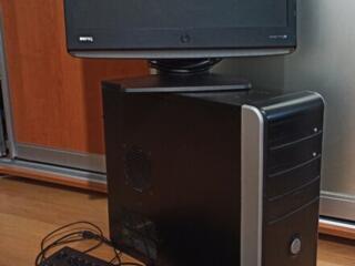 Компьютер в сборе и по отдельности для учебы интернета средних игрушек
