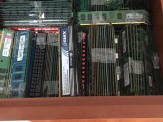 Оперативная память DDR1 DDR2 DDR3 1/2/4/6/8/12 ГБ
