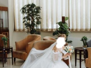Свадебное платье San Patrick Pronovias Fashion Group.