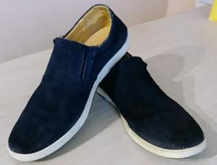 Продам мокасины замшевые 37-38р, 80 руб,; босножки, кроссы Nike, термосап
