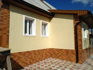 Утепление фасадов. Декоративная штукатурка