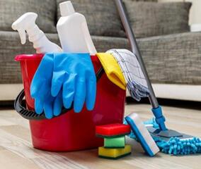 Качественная генеральная уборка в квартире