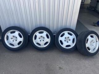 Диски Mercedes 16R 5/112