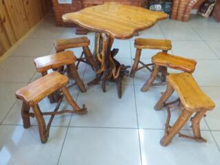 Set de masă cu scaune