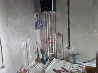 Ремонт-монтаж полипропилен, металлопласт под пресс гарантия на работу