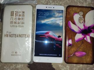 Продам за 850р Сяоми Redmi Note 4 3/32 CDMA+GSM читай описание