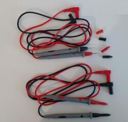 Качественные щупы(силиконовый провод) и термопары для мультиметра.