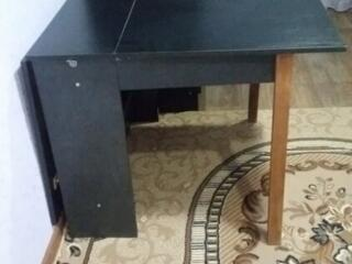 Продам стол - книжку черного цвета ТОРГ
