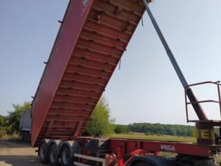 Міжнародні перевезення самоскидами у країни Європи Німеччина Франція