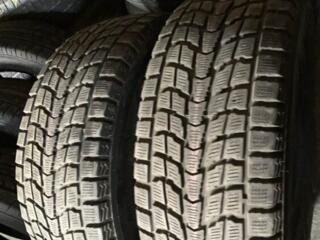 Продаю Шины Dunlop GrandTrek SJ6 бу возможна рассрочка Агропромбанк