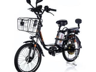 Электровелосипед 22*SU-10 Помощник