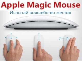 Apple Magic Mouse ПРОДАМ 100% ОРИГИНАЛ 550 р