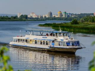 "Экскурсия по Днестру в Сахарну, на теплоходе ""Москва""."