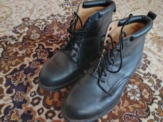 Продам офицерские ботинки