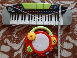 Игрушки музыкальные и прочие