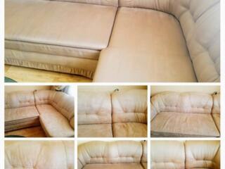 Профессиональная чистка угловых диванов и кухонных уголков!