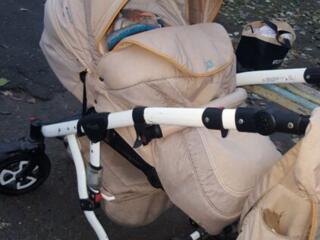 Продам коляску Adamex Barletta dream collection 2 в 1 4000грн