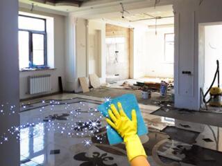 Профессиональная уборка после ремонта по доступной цене.