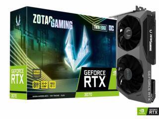 ZOTAC GeForce RTX 3070 Twin Edge OC 8GB GDDR6 256bit / ZT-A30700H-10P