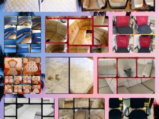 Профессиональная чистка мягкой мебели и матрасов.