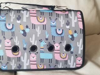 Продам новую сумку переноску Toatoapets, для кошек и собак.