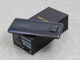 Продам новый Сяоми Poco X3 Pro 6/128 (цвет любой)